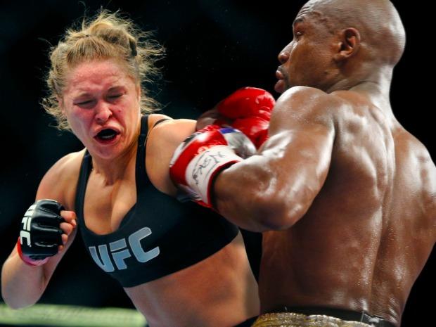 could-female-ufc-champion-ronda-rousey-beat-floyd-mayweather