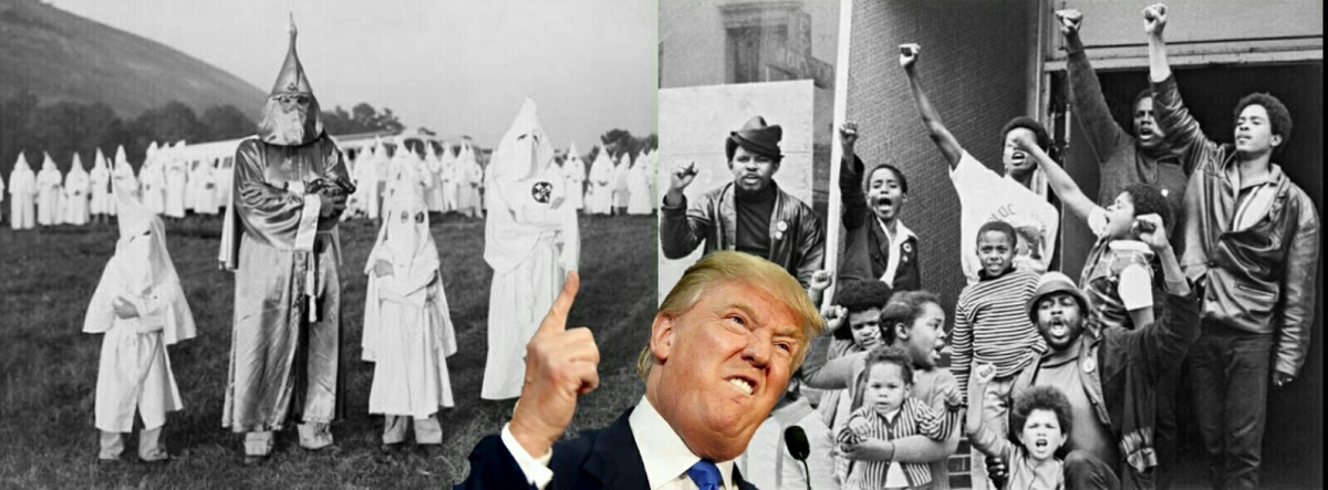 Donald Trump and the Seventh Seal of American Racism
